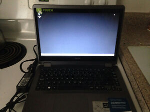 Touchscreen LAPTOP ACER R-3-471TG  - $700