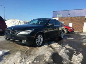 2010 BMW 5-Series 535 xdrive Berline