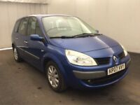 Renault Grand Scenic 1.6 VVT Dynamique. 7 SEATER. 12 Months MOT. VERY VERY GOOD TO DRIVE!
