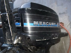 Wanted Merury or Honda Outboard 9.9 Electric Start
