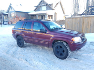 Jeep grand cherokee for trade