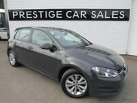 2014 Volkswagen Golf 1.6 TDI SE (s/s) 5dr Diesel grey Manual