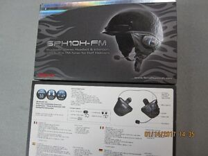 SENA INTERCOM HEADSETS