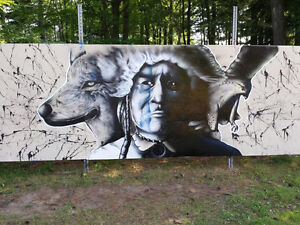 Artiste peintre muraliste graffeur, peinture, décoration