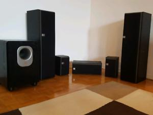 JBL Balboa Surround Sound with Sub