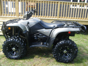 2016 750 KING QUAD TRADE FOR CONVERTIBLE
