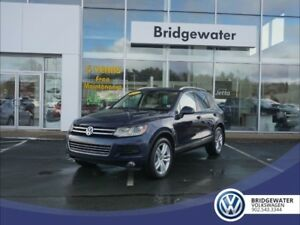 2013 VOLKSWAGEN TOUAREG Execline - COMES WITH EXTRA TIRES + RIMS
