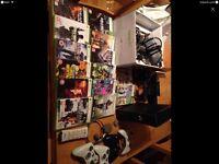 Xbox 360 + Games
