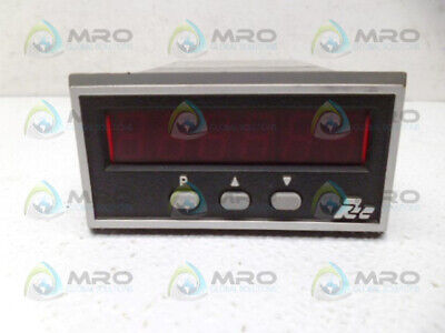 Red Lion Controls Imp23160 Meter Used