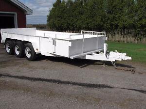 trailer    3 axle    16''  5 '