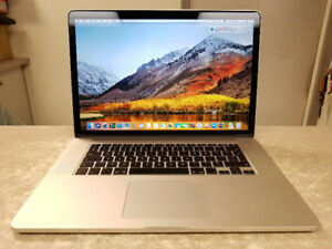 High Spec Macbook Pro - Perfect for Christmas *Parry Sound
