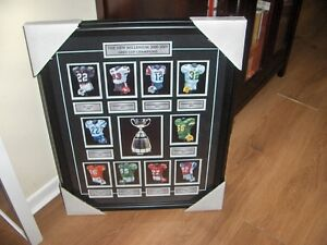 CFL Collector Grey Cup Framed print