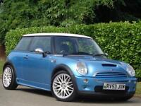 2003 MINI COOPER S 1.6 3dr***£4000 WORTH OF INVOICES + 10 SERVICE STAMPS!!!***