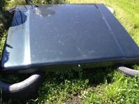 LEER TRUCK BOX COVER,FORD