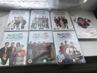 Malcolm in the middle dvd.