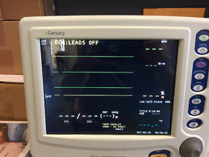 Criticare nGenuity vital signs monitor