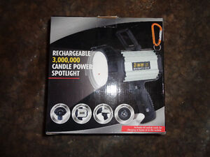 Two Flashlights/Spotlights for Sale