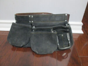 WORKING BELT REAL LEATHER FOR SALE