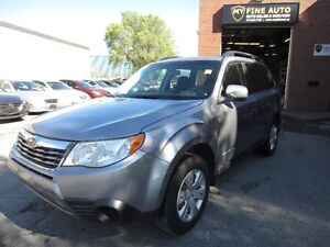 2010 Subaru Forester X Sport SUV / AWD / AUTOMATIC / ONE OWNER