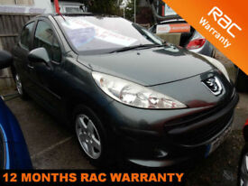 2006 Peugeot 207 1.4 SE - FINANCE AVAILABLE FROM ONLY £14 PER WEEK!