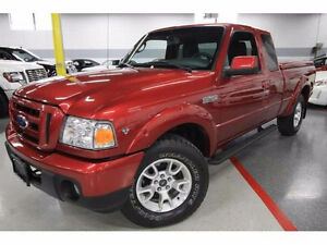 2010 Ford Ranger Sport- 4 Door Club Cab.  WOW Just 83K!!