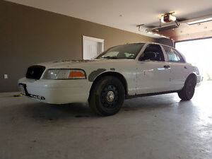 2007 & 2011 Ford Crown Victoria Police Interceptor