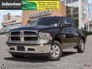 2018 Ram 1500 ST  -  Uconnect - $117.43 /Wk