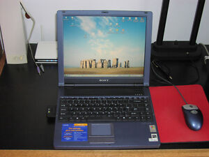 Sony Vaio Notebook PCG-FR130
