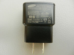 NEW SAMSUNG travel adaptor adapter USB charger ETA0U60JBE
