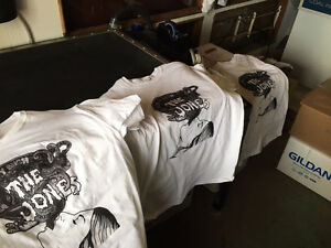 Custom Band Shirts