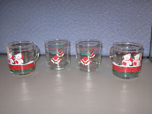 Christmas Drinking Glass Sets Available