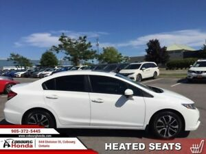 2015 Honda Civic Sedan EX  EX SUNROOF AUTO