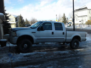FORD F-250 POWERSTROKE DIESEL FOR SALE! MUST SEE!
