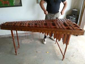 Rare Guatamelan/Mexican Marimba and mallets London Ontario image 1