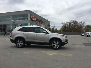 2013 Kia Sorento EX | AWD | BACKUP CAM | LEATHER