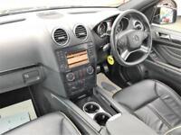 2011 Mercedes-Benz M Class 3.0 ML300 CDI BlueEFFICIENCY Grand 5dr Diesel black A