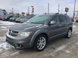2013 DODGE JOURNEY R/T * AWD * LEATHER London Ontario image 2