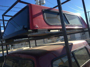Used LEER 100R Topper '04-'08 F-150 Flareside 6.5' Bed