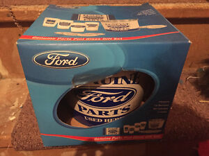 Ford Genuine Parts glassware set. Brand new.