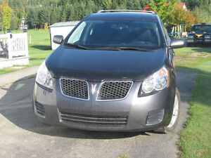 2010 Pontiac Vibe VUS