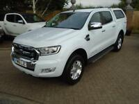 2016 Ford Ranger 3.2TDCi ( 200PS ) 4x4 2 Auto Limited ( NO VAT )