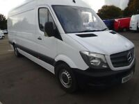 Man with van delivery service van hire cheap local Furniture mover reliable