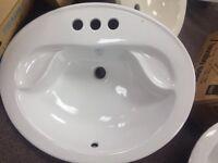 Lavabo salle de bain. Sinks bathroom. Liquidation!!!