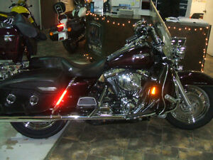 2006 road king with Tour Pac plus lowers