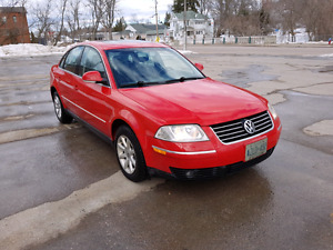 2004 Volkswagen Passat TDI Certified And E-tested
