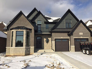 New Custom Home in Southwood Lakes