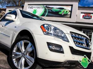 '11 Mercedes ML350 BlueTEC 4MATIC+Nav+BackupCam+MINT! $157/Pmts!