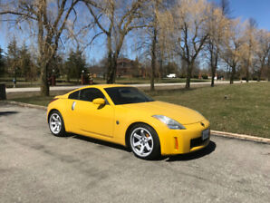 2005 Nissan 350z Anniversary Special Edition