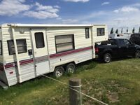 1990 24' Terry Fifth wheel