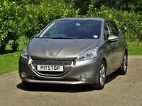Peugeot 208 1.6 VTi Allure 5dr PETROL AUTOMATIC 2013/63